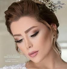 سارا کوهستانی بهترین میکاپ آرتیست اصفهان و بهترین گریم عروس اصفهان