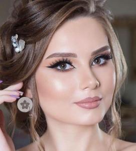بهترین آرایش عروس در اصفهان